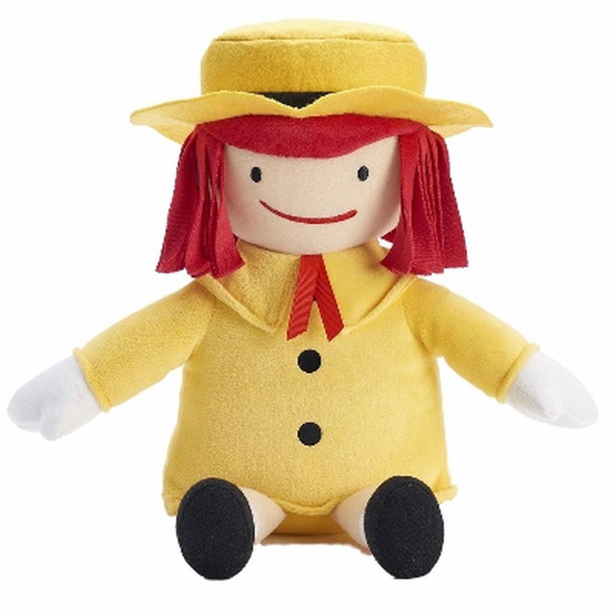 Kohls Cares Madeline Stuffed Doll Plush Pal by Kohls