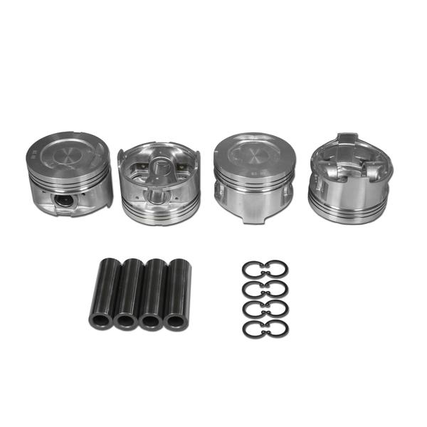 Toyota 22R/22RE Hypereutectic Piston Sets - STD