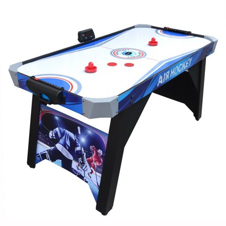 Blue Wave NG1160 Warrior 5-ft Air Hockey Table (Hockey Wave)