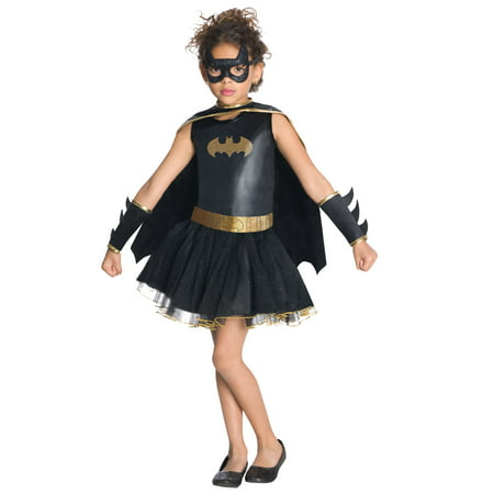 Batgirl Tutu Costume - Girls - Batgirls Costume