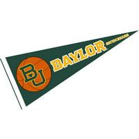 """Baylor Bears Basketball 12"""" X 30"""" Felt College Pennant"""