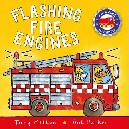 Flashing Fire Engines - Engine Headcover
