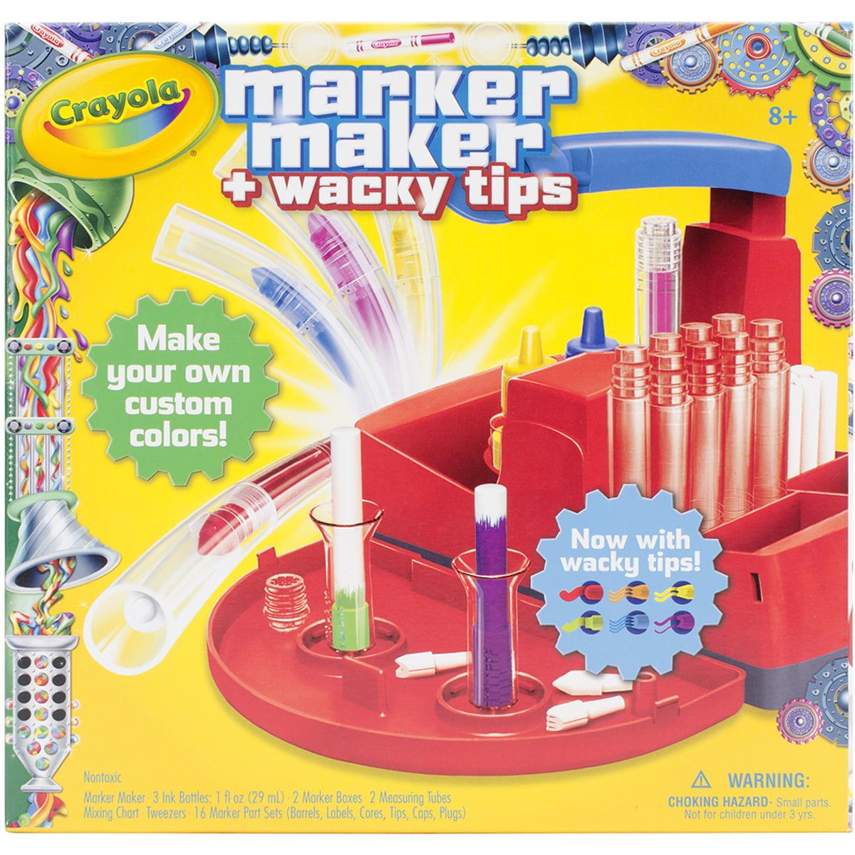 Crayola Marker Maker W Wacky Tips- by Crayola