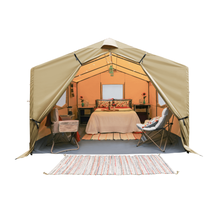 Ozark trail 12x10 wall tent sleeps 6 for Wall tent idaho