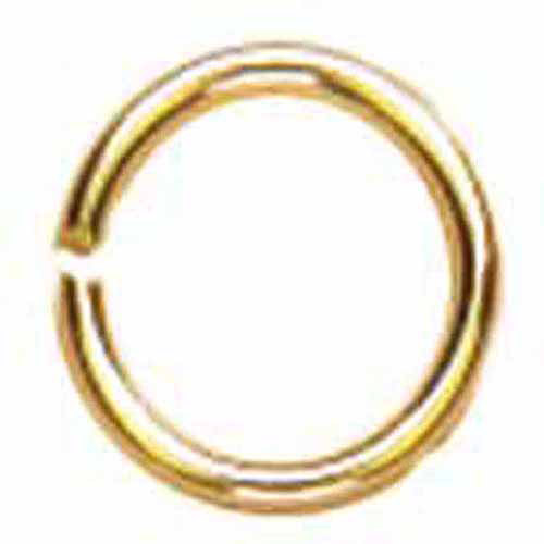 """Gold Elegance 14k Gold Plated Beads & Findings-Chain #1 18"""""""