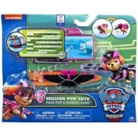 Paw Patrol Mission Paw Skye Pack Pup & Card Exclusive