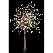 Autograph Foliages W-150020 6.5 ft. Cherry Blossom Tree, Cream & White