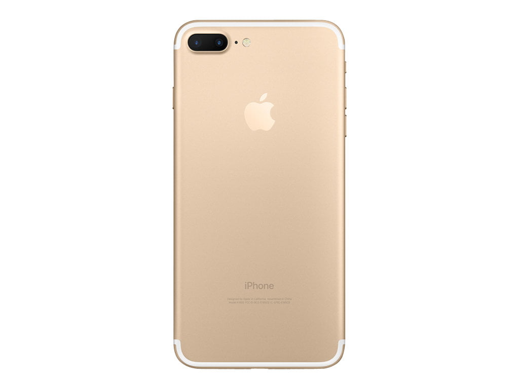Refurbished Apple Iphone 7 Plus 128gb Silver At T Walmart Com Walmart Com