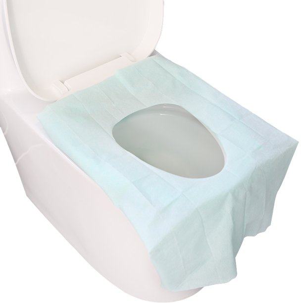 20 Counts Disposable Toilet Seat Cover   Universal Toilet Seat