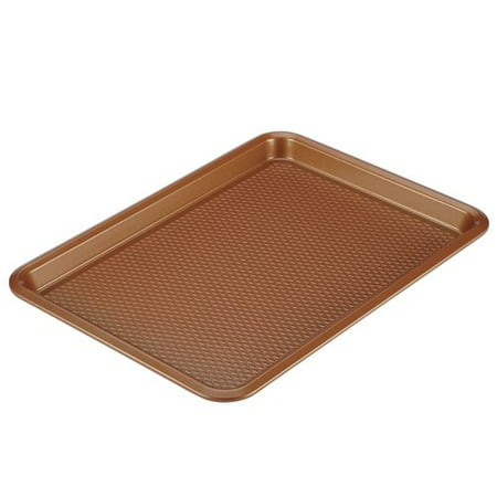 10 X 15 Cookie Pan - Ayesha Curry Bakeware Nonstick Cookie Pan, 10