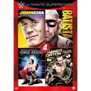 WWE 4 Film Favorites: The Ultimate Superstars Collection (DVD) by WARNER HOME VIDEO