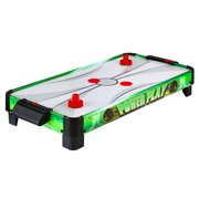 Power Play Table Top Air Hockey, 40-in, Green