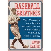 Baseball Greatness - eBook