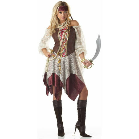 South Seas Siren Women's Adult Halloween Costume - Sea Siren Halloween Costume