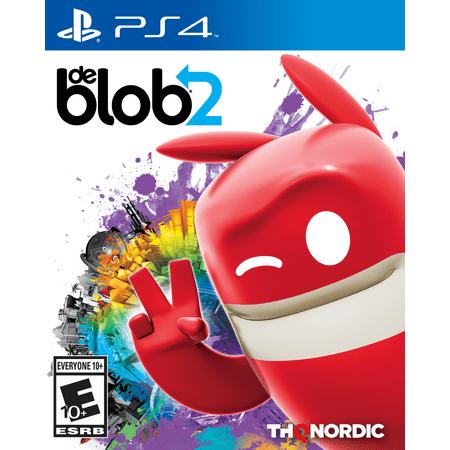 de Blob 2 (PS4) - Halloween De Juegos Gratis
