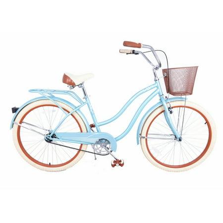 "Royal London Retro 18"" Ladies Cruiser Bike with (Retro London)"