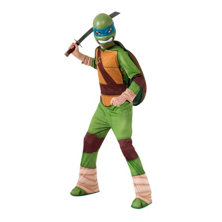 child ninja turtle leonardo costume by rubies 886755 (Ninja Turtle Dress Up)