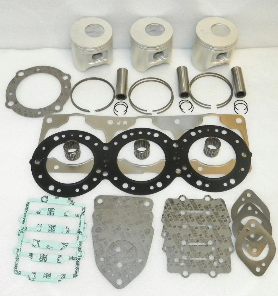 NEW REBUILD KIT .25MM OVER KAWASAKI 2000-2003 STX DI 2001-2004 ULTRA 130 1100CC