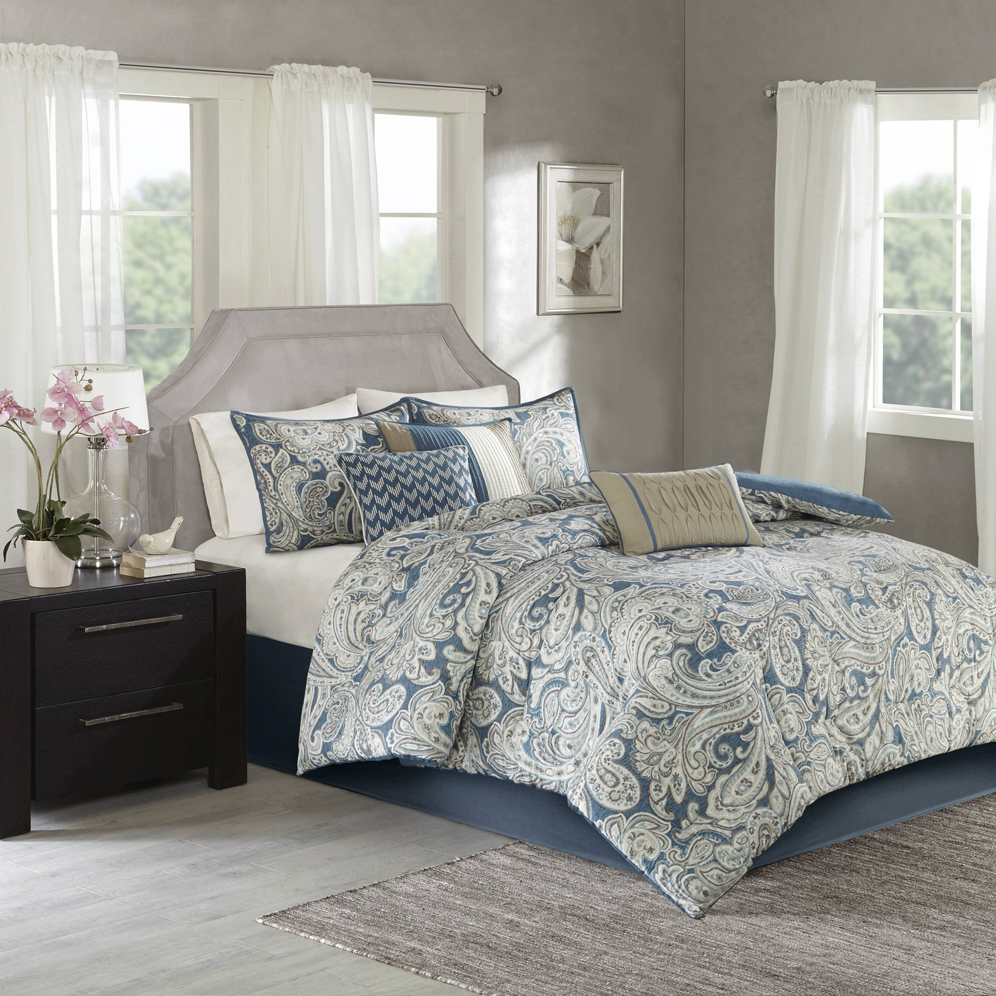Home Essence Celena Comforter Set