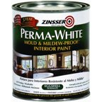 Perma White Mold And Mildew Proof Interior Paint