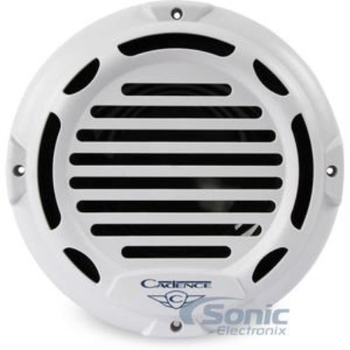 "Cadence 300 W RMS - 600 W PMPO - 10"" Woofer Outdoor Woofer - White (sqw10-w)"