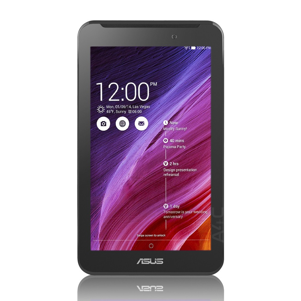"Refurbished ASUS MeMO Pad 7 7"" Tablet Intel Atom Z2520 Dual-Core 1.2GHz 1GB 16GB Android 4.4"