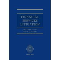 Financial Services Litigation (Hardcover)