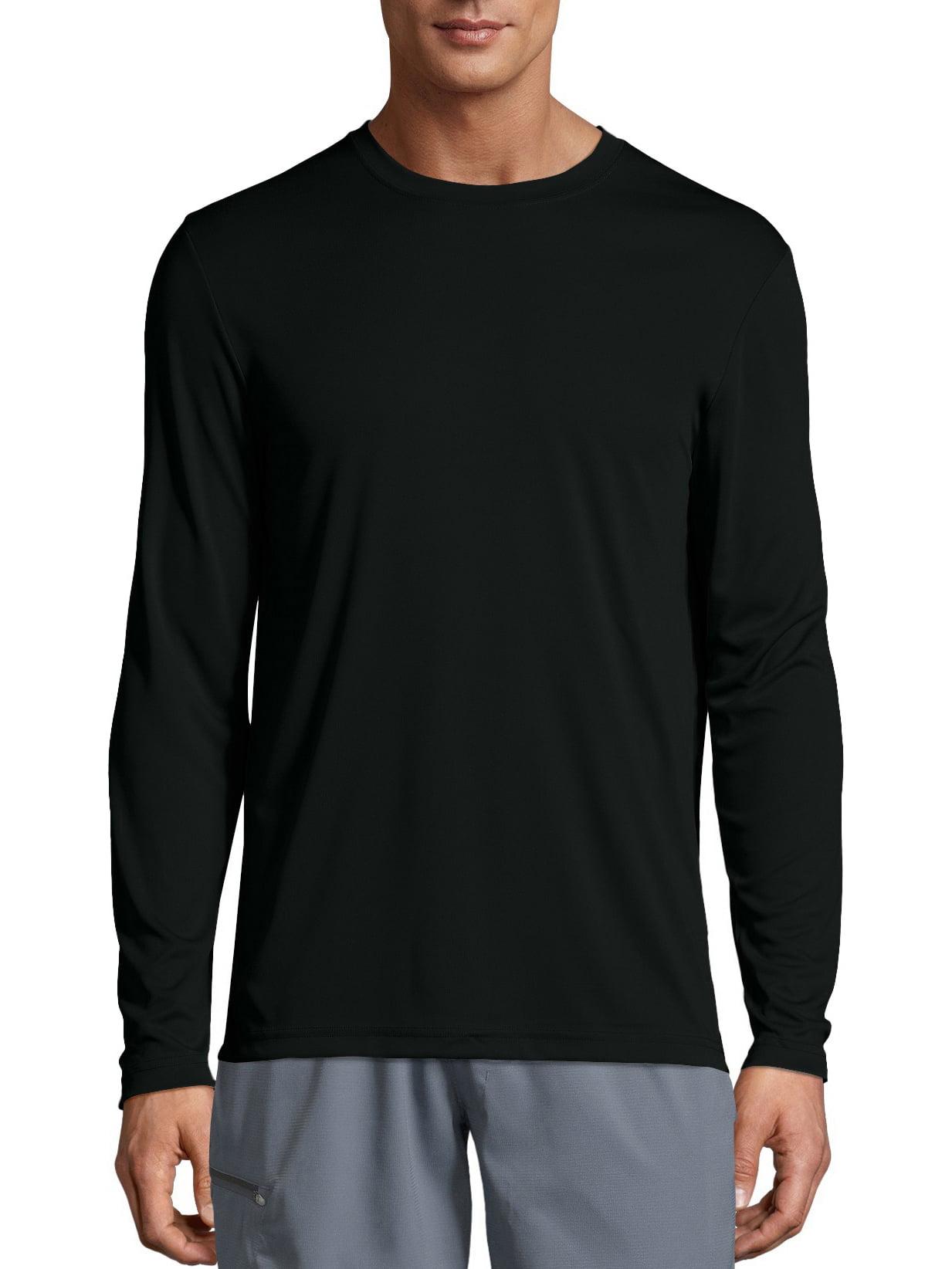 "Navy Blue Long Sleeve T-Shirt Fits 15/"" /& 18/"" Dolls"