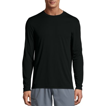 Hanes Sport Mens Cool DRI Performance Long Sleeve Tshirt (50+