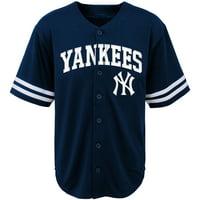 Youth Navy New York Yankees Team Jersey