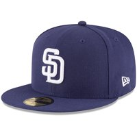 more photos f1d13 eabac Product Image San Diego Padres New Era Authentic Collection On-Field  59FIFTY Fitted Hat - Navy