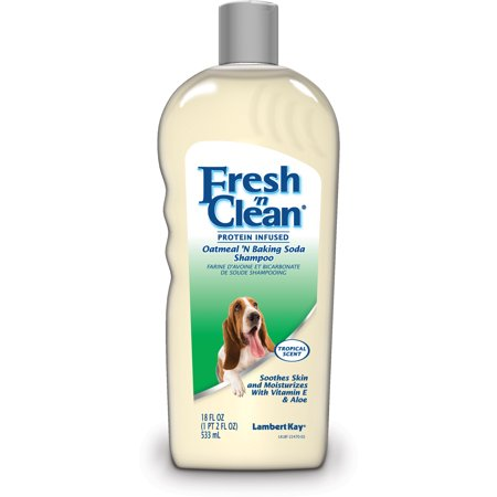 Fresh 'n Clean® Oatmeal 'n Baking Soda Shampoo, Tropical Scent, 18