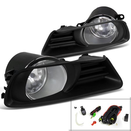 04 Toyota Camry Fog Light (Spec-D Tuning For 2007-2009 Toyota Camry Oem Driving Fog Lights Foglights 2007 2008 2009 (Left+Right) )