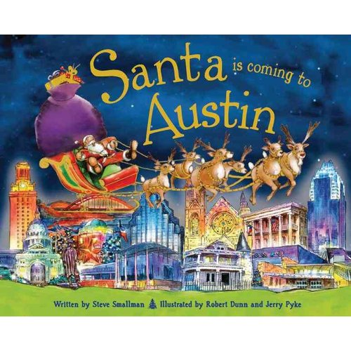 Santa Is Coming to Austin