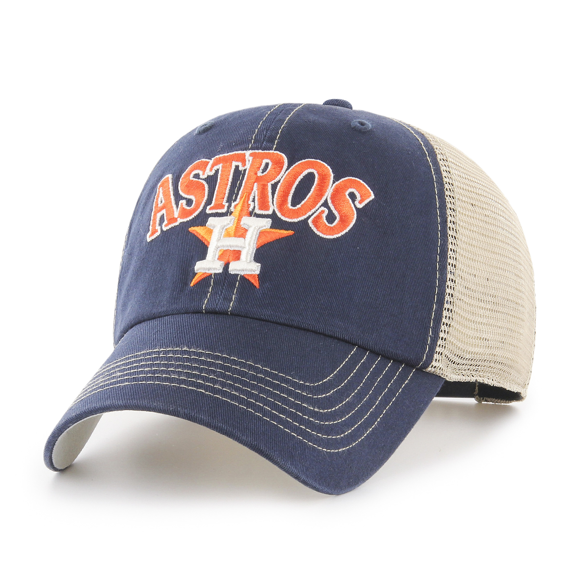MLB Houston Astros Aliquippa Adjustable Cap/Hat by Fan Favorite