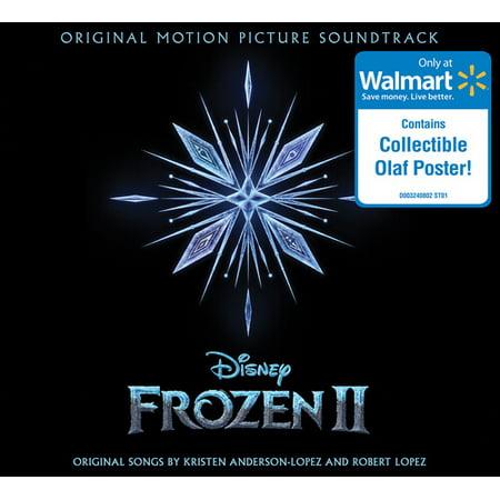Frozen 2: The Songs (Various Artists) (Walmart Exclusive) (CD) ()
