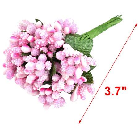Plastique mariage DIY Craft Candy bo te Note Book Décoration Cadeaux Berry artificiel - image 2 de 6
