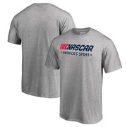 NASCAR Merchandise Fanatics Branded America's Sport T-Shirt - Heathered Gray
