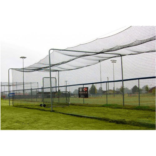 ProCage #36 Nylon Batting Tunnel Net, 70' x 14' x 12'