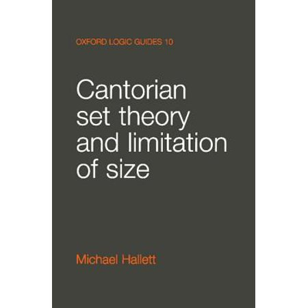 Cantorian Set Theory and Limitation of (Sizing Guide Uk)