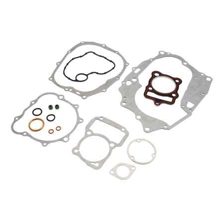 Flexible Motorcycle Scooter Cylinder Engine Head Gasket Pads Set for CG150 - image 3 de 3