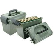 Mtm SD1001209 Shotshell Dry Box 100 Round Case 12 Gauge Up To 3.5 Inch Wild Camo