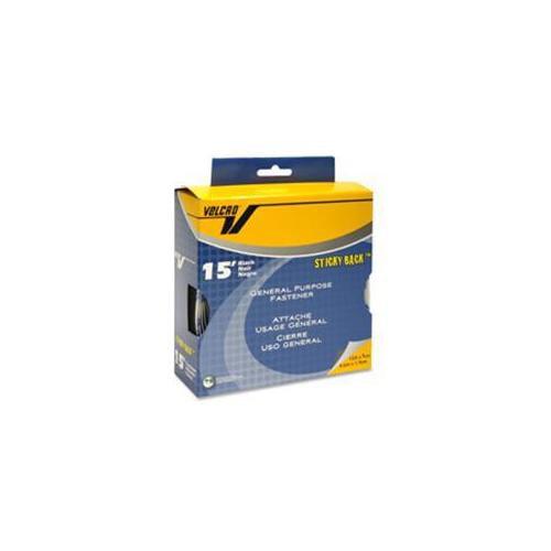 VELCRO USA Inc VEK90082 Hook and Loop Tape Roll- Sticky Back- . 75inchx15ft. - White