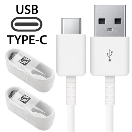 For Samsung Galaxy Note9 / Note8 Fast Car Charger qc3+USB-C Charging Power Cable White - image 6 of 9