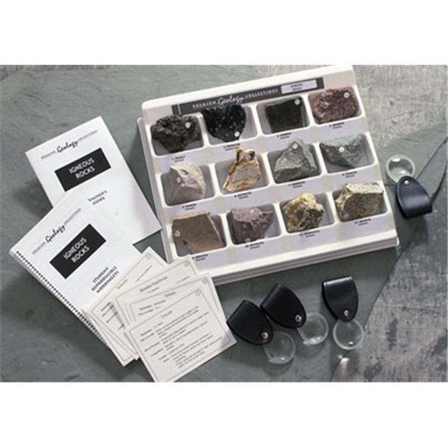 Hubbard Scientific 2820 Prem Geology Collection Act Minerals