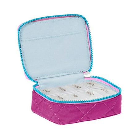 "Women's baggallini TPC185 Travel Pill Case  4.25"" x 1.5"""