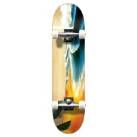 "Yocaher Graphic Beach Complete 7.75"" Skateboard"