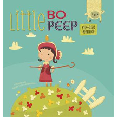 Little Bo Peep Flip-Side Rhymes - eBook - Little Bo Peep Makeup