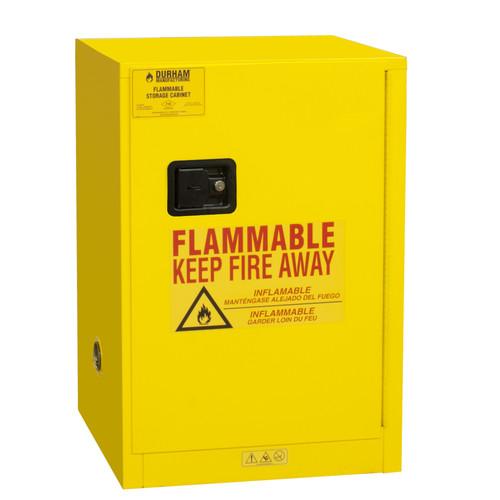 Durham Manufacturing 35''H x 23''W x 18''D Safety Cabinet