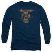 Masters Of The Universe Hero Of Eternia Mens Long Sleeve Shirt